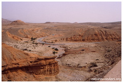 The Valley of El Abiod river